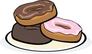 donut-clip-art-Plate-of-Donuts